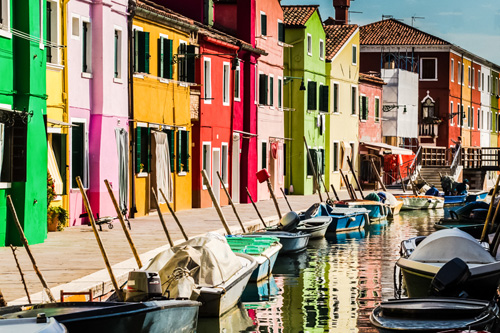 United Colours of Burano